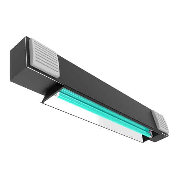 Lampa hybrydowa UV-C